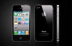 Vendo iphone 4s negro, libre 16 gb en perfecto estado