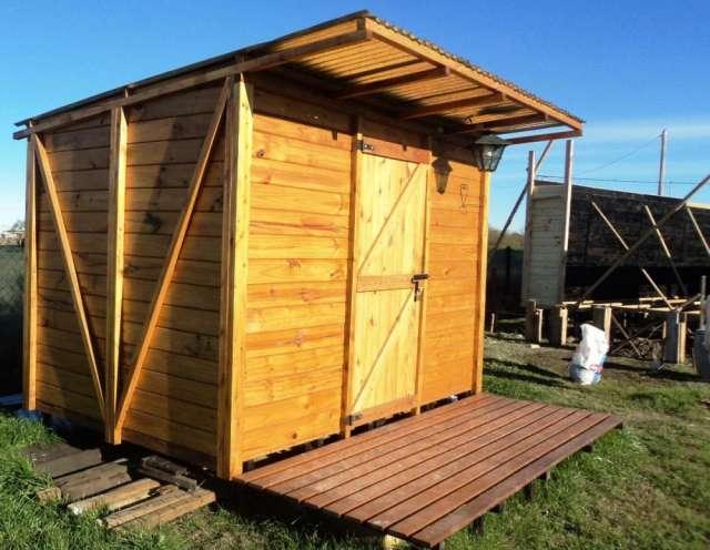 Depósitos de jardín,ideal para estar al exterior