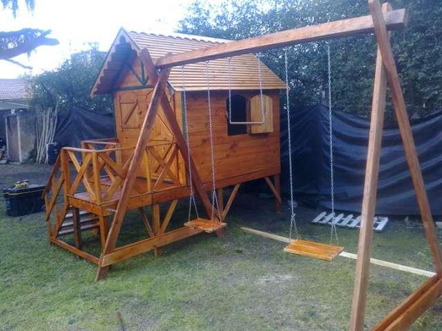 Casitas de madera de excelente calidad , en Banfield - Muebles | 809020
