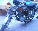 Vendo mondial 150cc modelo 2010 muy buen estado general..permutaria.