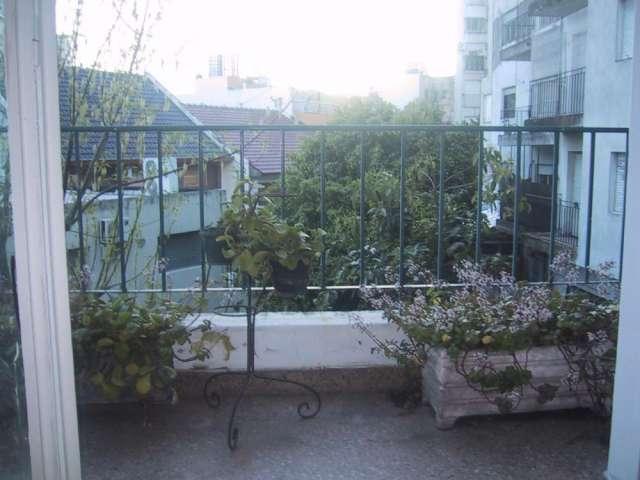 Belgrano r dueño vende 2 amplios y luminosos ambientes.
