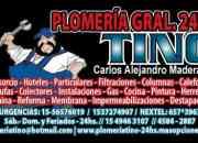 GASISTA BELGRANO CALEFONES 1549463107-45842887- 24 HS
