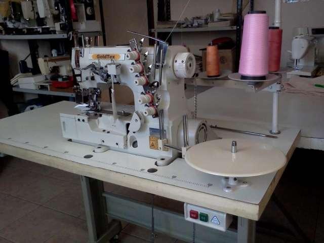 Maquina de coser collareta industrial en Mendoza - Otros