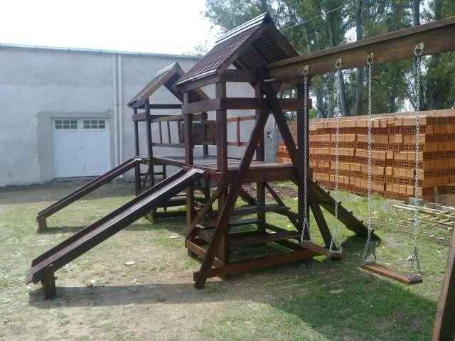 Juegos infantiles en madera,fabricacion artesanal
