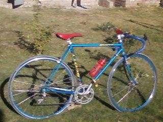 Quiero vender una bicicleta de carrera
