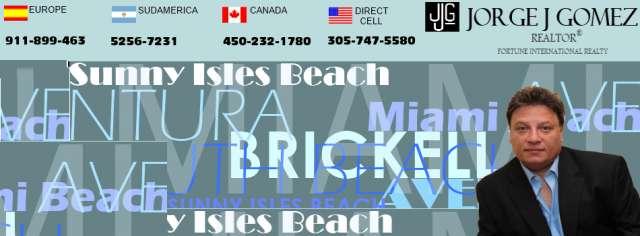 Se vende departamento en miami beach. excelente ubicacion!!