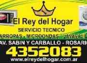 Servicio técnico de lavarropas automaticos en rosario tel. 4352083