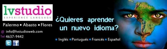 Cursos de ingles, portugues, frances, español