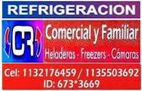 Cr - refrigeracion integral - familiar y comercial
