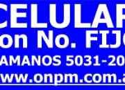 Numero de Telefono FIJO en tu Celular Movistar o Personal o Claro