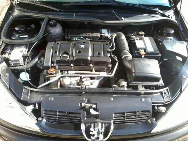 Peugeot 206 premiun full 2007 negro