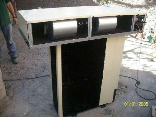 Vendo equipo hitachi de 15000 frigorias (frio solo con control remoto)