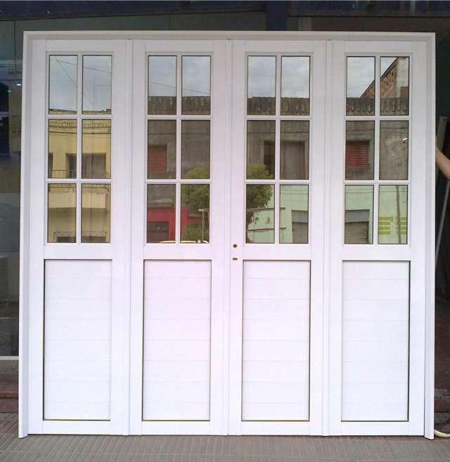Puertas y ventanas perfect puertas y portones aluminio for Aberturas de aluminio precios en la plata