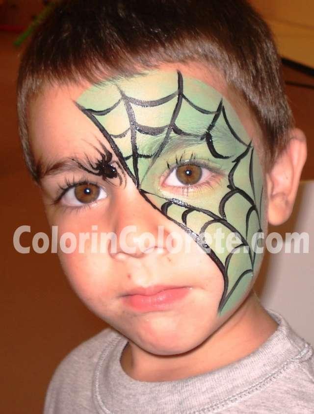 Maquillaje artistico infantil paso a paso fotos 40
