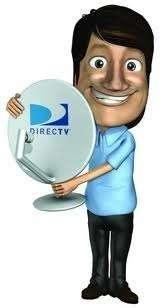 Instalador de direc tv. todo tipo de servicio técnico