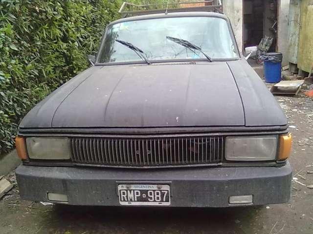 Vendo ford falcon rural ¡¡¡liquido urgente!!!