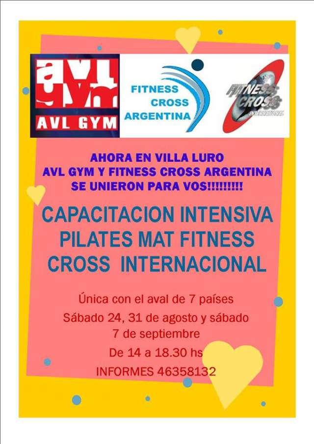 Certificación intensiva pilates mat internacional