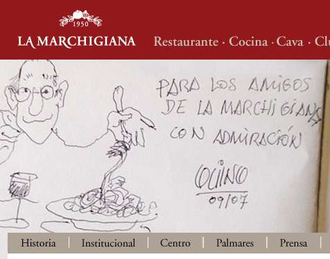 Restaurant la marchigiana