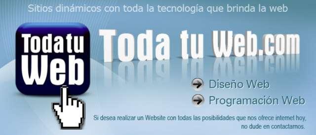 Programador web php - diseño de páginas web
