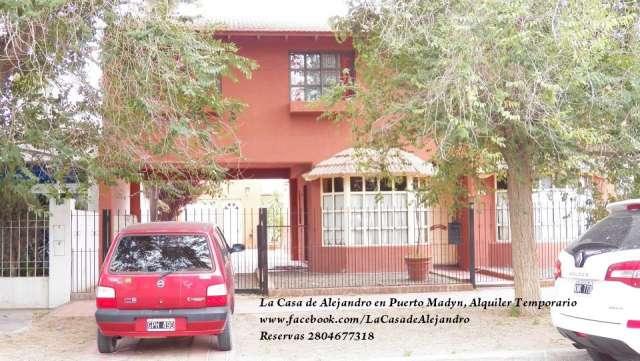 Fotos de La casa de alejandro en puerto madryn