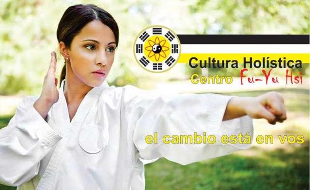 "Cultura holística fu-yu hsi ""sistema tradicional de enseñanza oriental"""