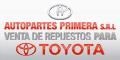 Repuestos - Toyota