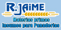 R Jaime -materias Primas- Maquinas P/ Panaderias