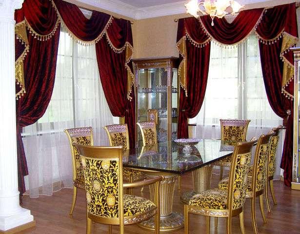 Cortinas Para Dormitorio Living Comedor Cocina Bano Teraza En - Cortinas-para-el-comedor