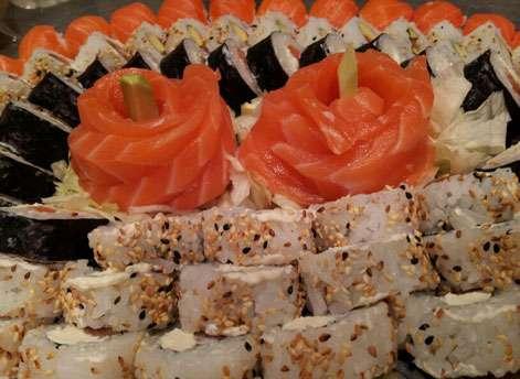Futu sushi promoción primavera premium