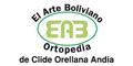 El Arte Boliviano De Orellana Clide