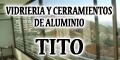 Vidrieria Y Cerramientos De Aluminio Tito