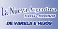 Agencia Fletes La Nueva Argentina