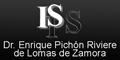 Instituto De Psicologia Social - Dr E Pichon Riviere