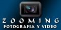 Zooming fotografia y video