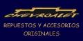 Chevroalet - Repuestos Y Accesorios Originales