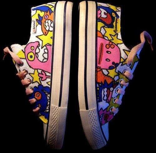 Ideas para crear zapatillas personalizadas e iniciar un emprendimiento