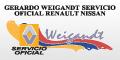 Gerardo Weigandt - Servicio Oficial Renault - Nissan