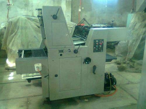 Dueño vendo 9 maquinas d imprenta y otras x cierre juntas o x separado