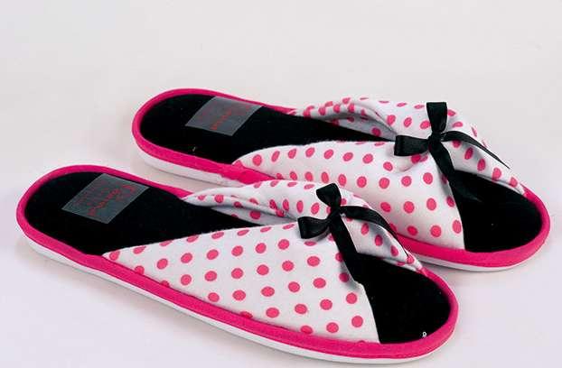 Pantuflas chinelas ballerinas para dama del 36 al 41 - venta por mayor y menor