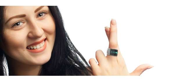 Smarty ring, un anillo inteligente para controlar tu smartphone