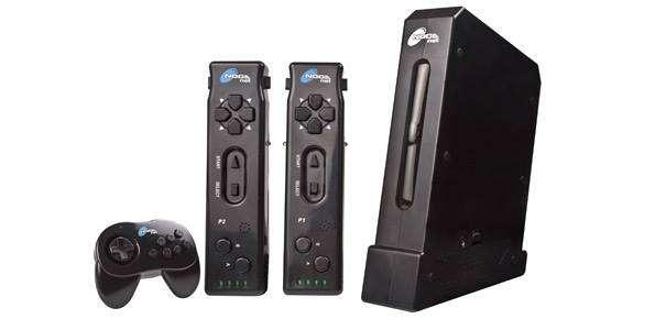 consola de videojuegos noganet
