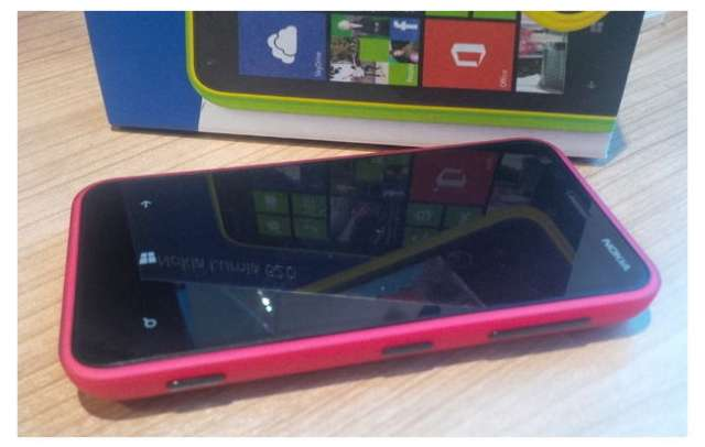 Vendo nokia lumia 620 para personal nuevo