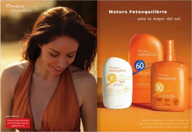 Natura cosmeticos venta de productos en villa pueyrredon caba