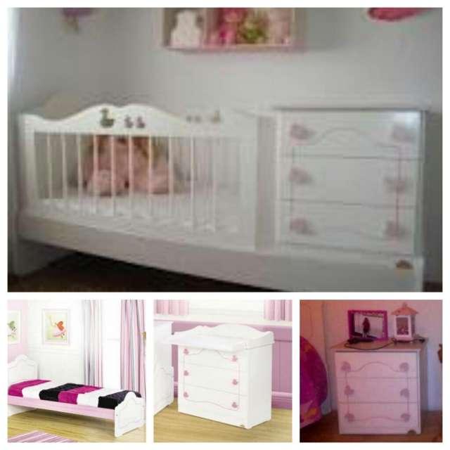 Juego dormitorio bebe/ niña en La Rioja - Muebles | 870183