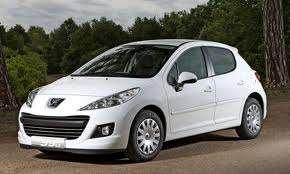 Peugeot 207 compact okm en todas sus verciones