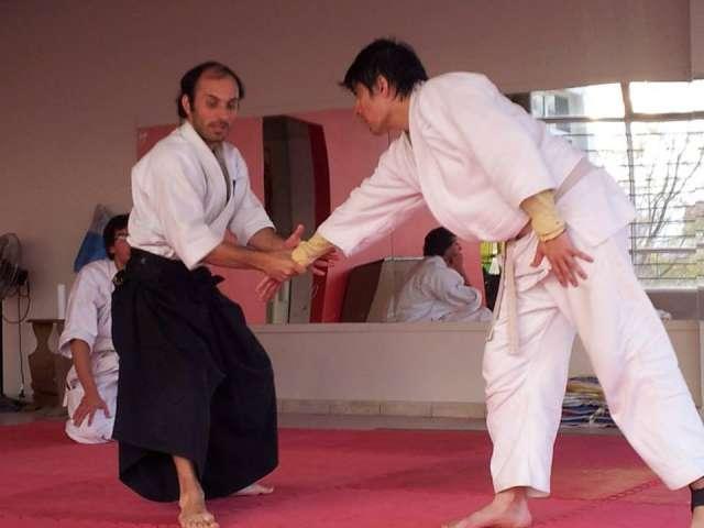 Aikido mendoza capital argentina iwama