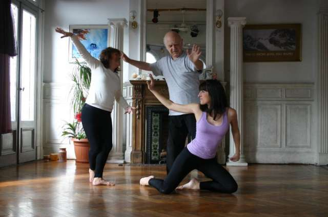 Clases de danza armonizadora