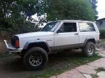 Jeep cherokee 4x4 para todo uso, vendo o permuto