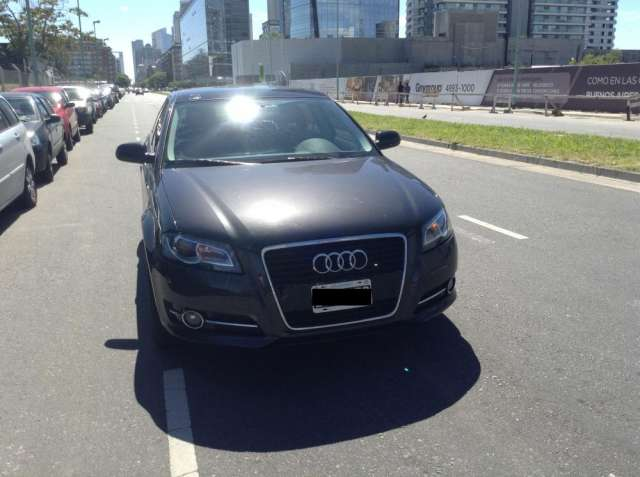 Vendo audi a3 impecable