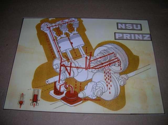 Folleto descriptivo del motor nsu.